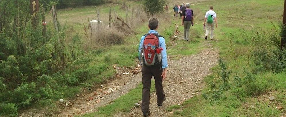 A hiking