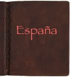 A book cover Spain