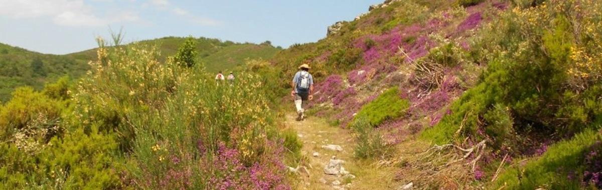 hiking san lor